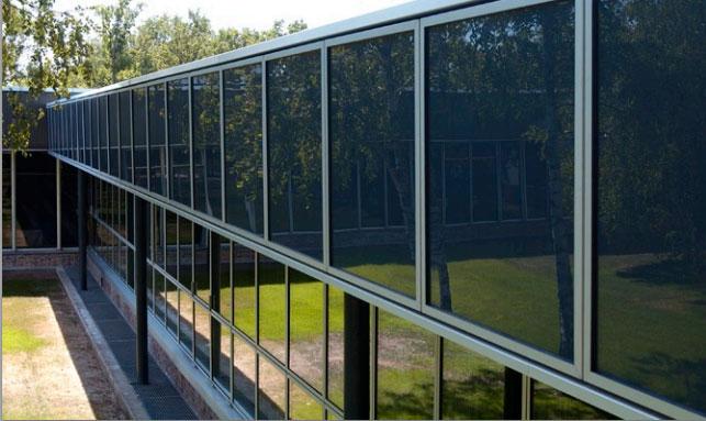 Купить алюминиевые окна Reynaers